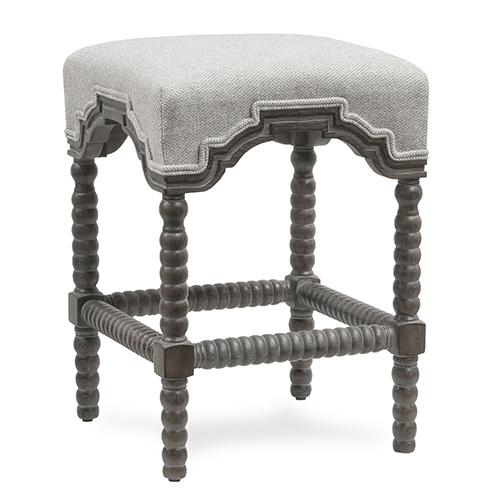 Inwood Weathered Gray Wood Counterstool