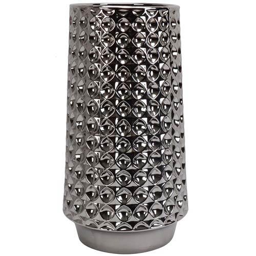Clayton Silver Small Vase