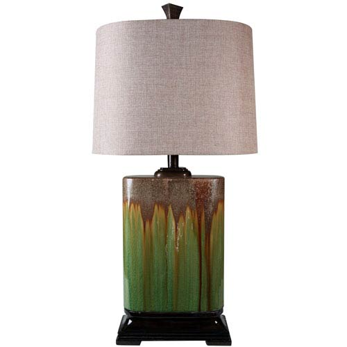 Alton One-Light Ceramic Table Lamp