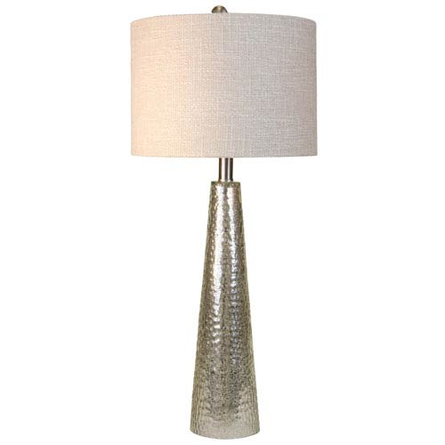 Northbay Silver One-Light Table Lamp