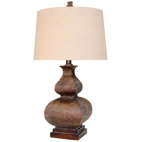 StyleCraft Berkshire One-Light Table Lamp