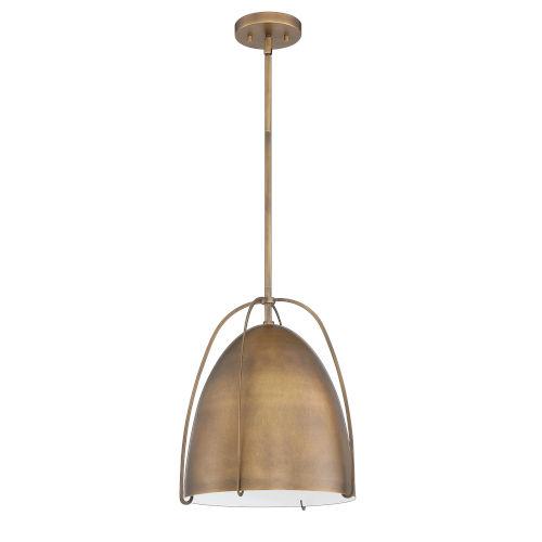 Alina Brass One-Light Pendant