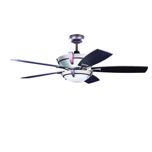 Kendal Lighting Calavera 52inch Oil Brushed Bronze With Reversible Cherry And Rubbed Blades Ceiling Fan: Heirloom Ceiling Fan Wiring Diagram At Johnprice.co