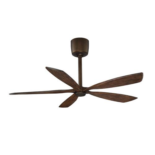 Phantom 54-Inch Architectural Bronze LED Ceiling Fan