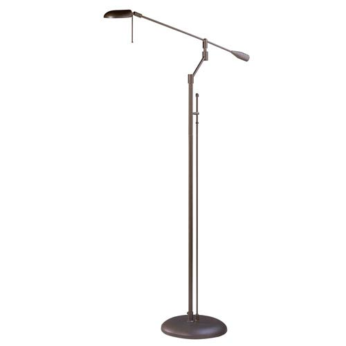 Baron Oil Rubbed Bronze One-Light Floor Lamp