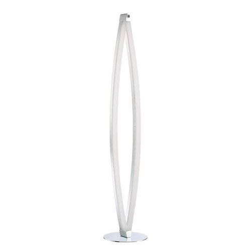 V2 Chrome LED Floor Lamp