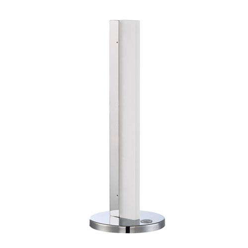 Strate Chrome LED Table Lamp