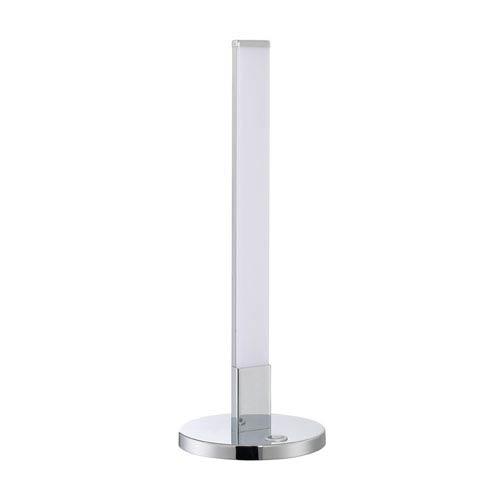 Strait-Up Chrome LED Table Lamp
