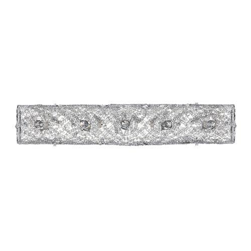 Solaro Chrome Four-Light Vanity