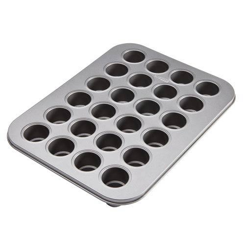 Specialty Nonstick Bakeware, Gray 24-Cup Two-Tier Cake Pop Pan