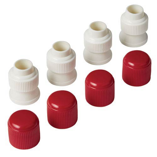 4-Piece Icing Coupler Set