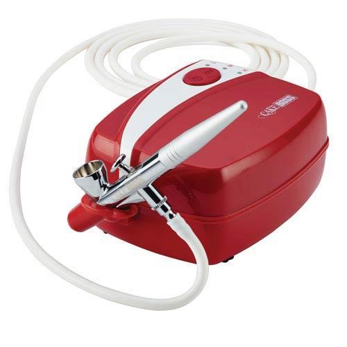 Red Airbrushing Kit
