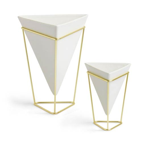 Trigg Tabletop Desk Vessel, Set of Two