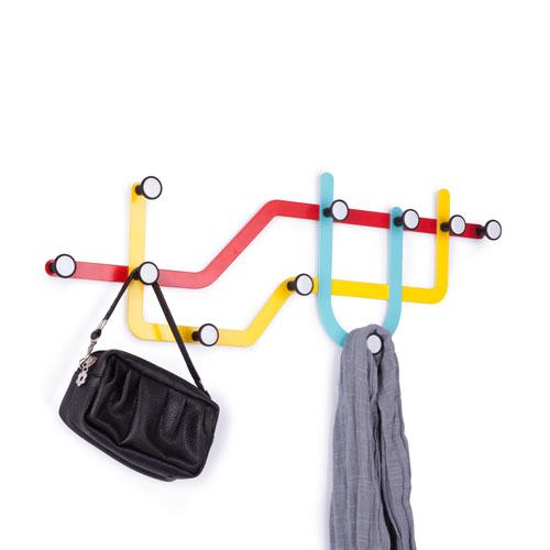Subway Multicolor Hook