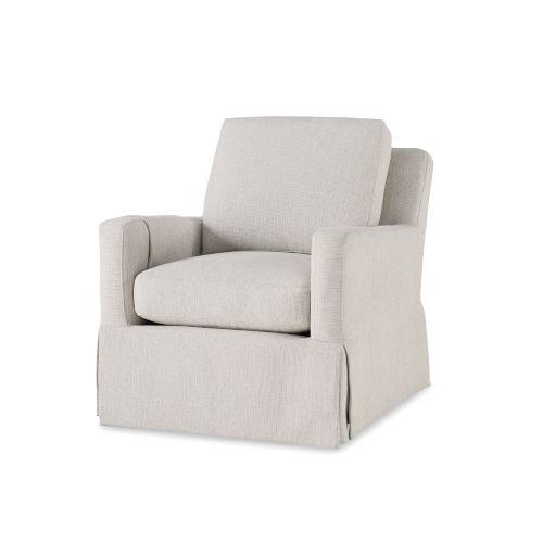 Lullbay Beige 33-Inch Chair