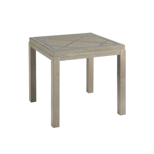 Griffin Greystone End Table