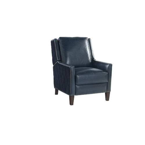 Blue 29-Inch Beckham Power Recliner