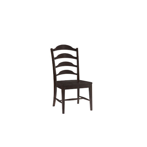 Bannister 42-Inch Side Chair, Set of 2