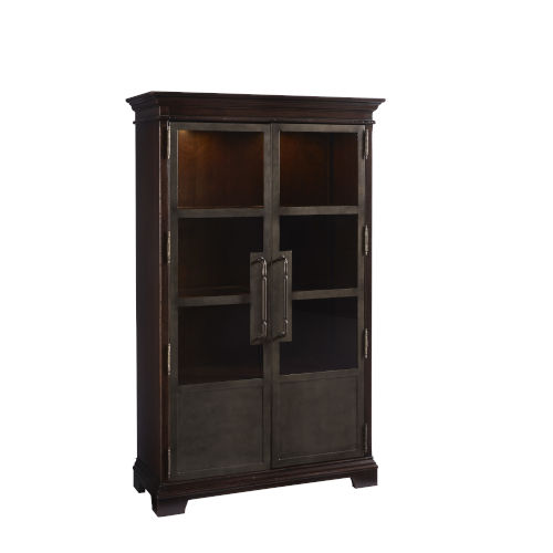 Bannister 50-Inch Staton Display Cabinet