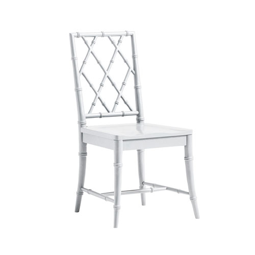 White X-Back Dining Chair, Set of 2