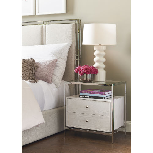 Paradox Ivory Nightstand