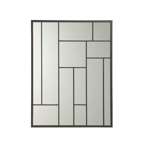 Bronze Demille Mirror