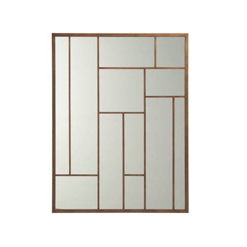 Bronze Bogart Mirror