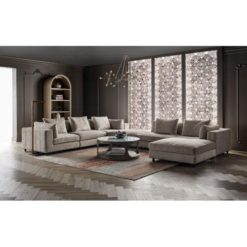Nina Magon Sorrel Upholstery Sectional Sofa