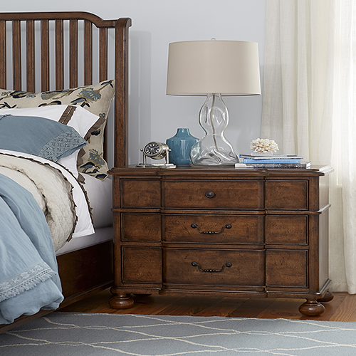 Dogwood Brown Nightstand