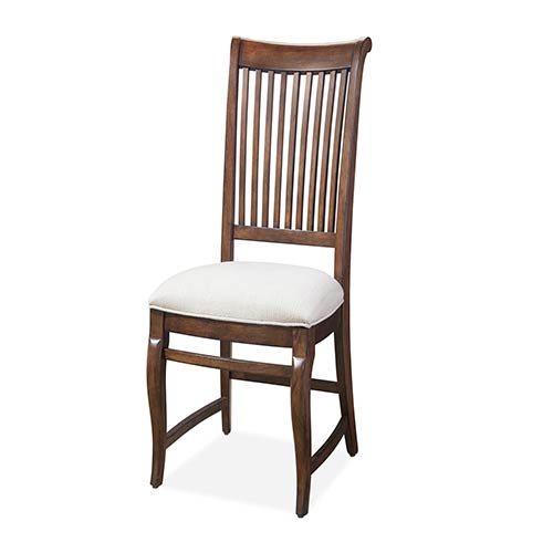 Paula Deen Dogwood Brown Side Chair