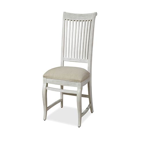 Dogwood White Side Chair