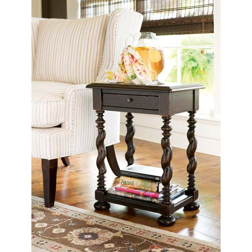 Sweet Tea Side Table, Tobacco