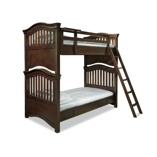 Classics 4.0 Classic Cherry Twin Bunk Bed