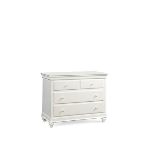 Smartstuff Furniture Classics 4.0 Summer White Single Dresser