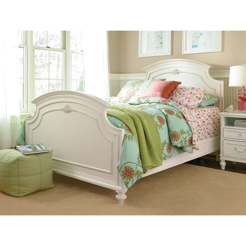 Gabriella Lace Full Panel Bed