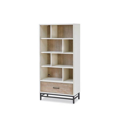 Smartstuff Furniture My Room Grey and White Bookcase