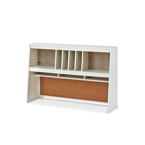 Smartstuff Furniture My Room Grey and White Hutch