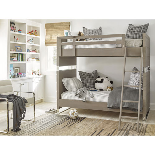 Smartstuff Furniture Axis Symmetry Twin Bunk Bed