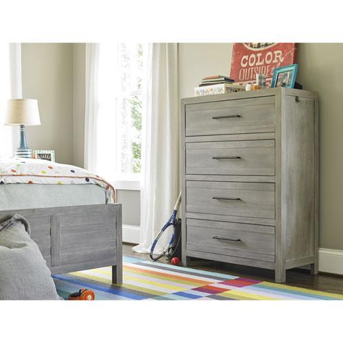 Smartstuff Furniture Scrimmage Greystone Drawer Chest