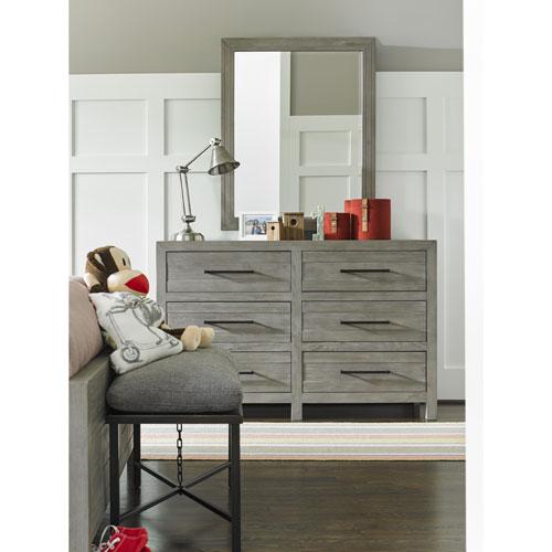 Scrimmage Greystone Mirror