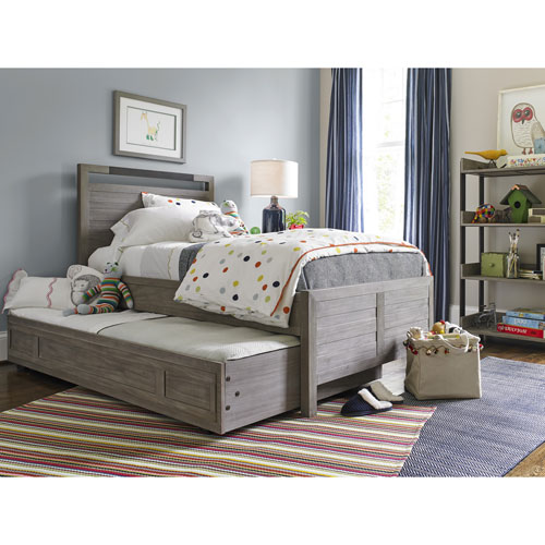 Smartstuff Furniture Scrimmage Greystone Trundle ONLY