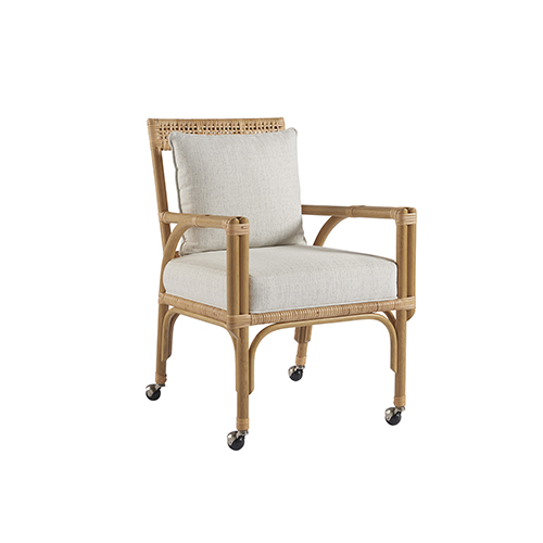 Escape Brown Newport Dining and Game Chair- Set of 2