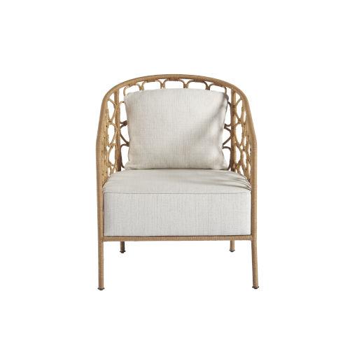 Escape Sandbar Pebble Accent Chair