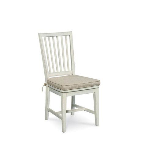 Washed Linen Side Chair- Set of Two
