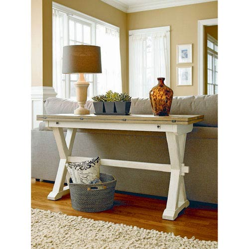 Universal Furniture Drop Leaf Console Table
