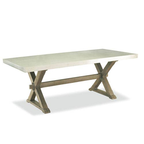 Universal Furniture Complete Flatiron Table