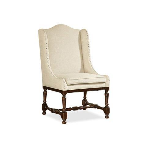 Proximity Espresso Host and Hostess Chair