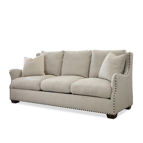 Connor Belgian Linen Sofa