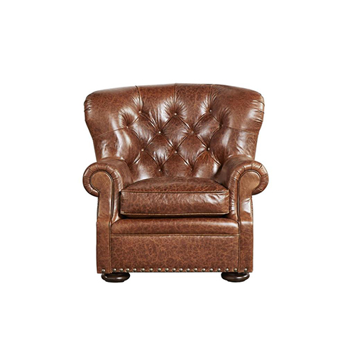 Universal Furniture Curated Brown Maxwell Chair