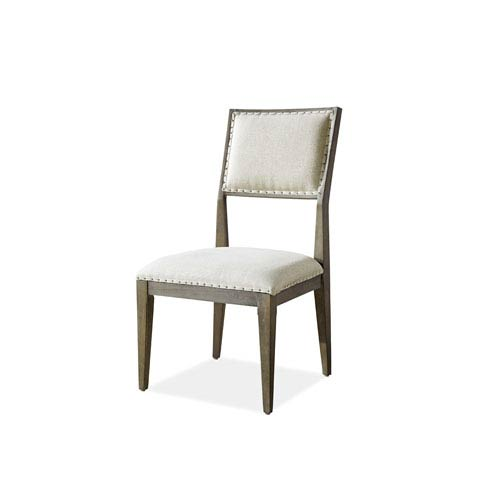 Playlist Brown Dining Side Chair